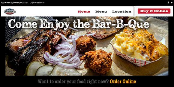 Website Design Durham NC